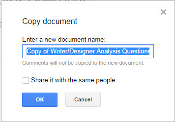 how to make documents private in google drive